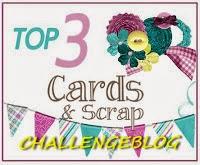 Cards en Scrap Challenge