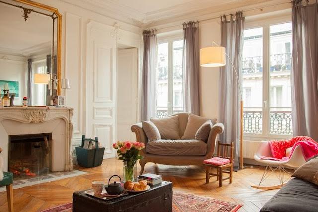 salon clasico casa en París