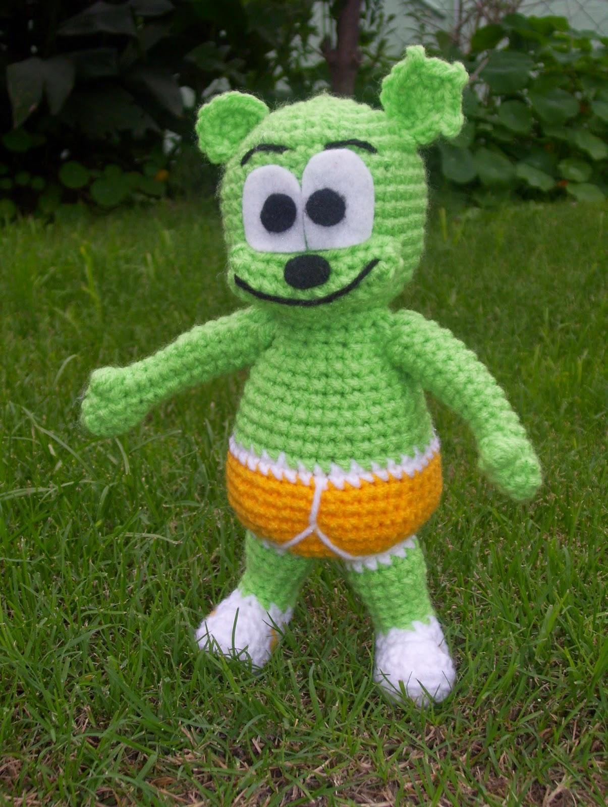 Amigus Crochet: Oso Gominola