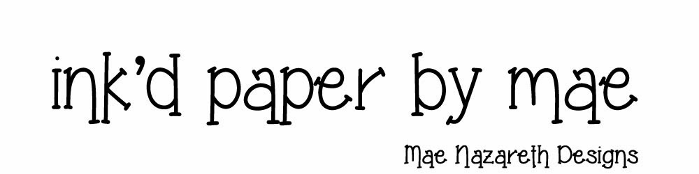ink'd paper by mae