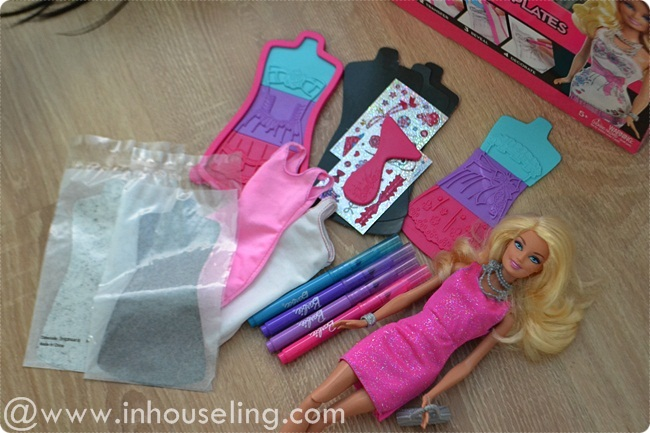 How To Do Barbie Design Fashion Plates Let s begin with our designing