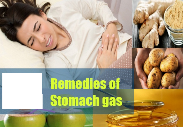 Deshi Treatment for Stomach Gas Acidity