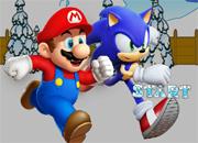 Sonic Rescue Mario