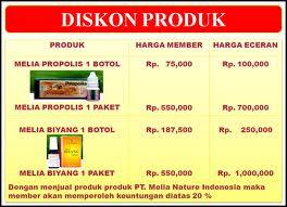 Harga Produk