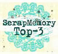 Я в ТОПе ScrapMemory