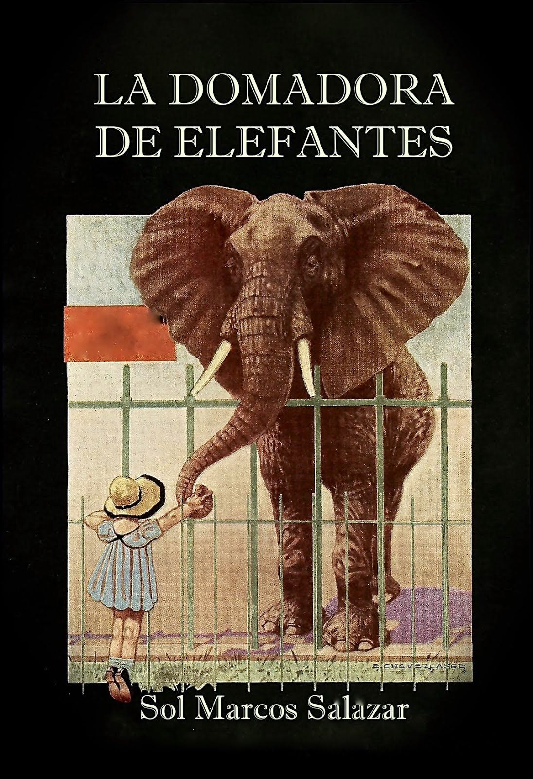 La domadora de elefantes en amazon
