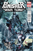 Punisher: War Zone #4 Cover