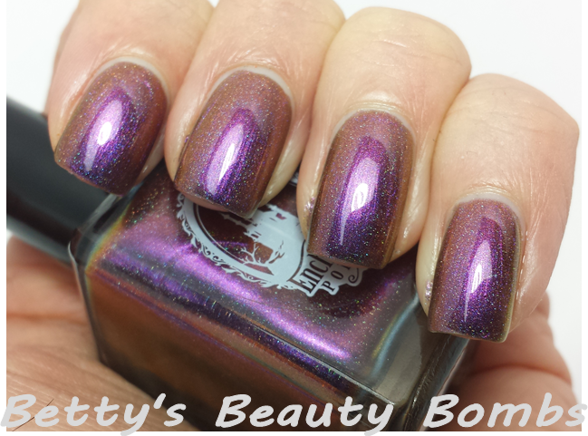 Enchanted Polish Yesterday Swatch