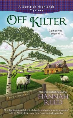 Off Kilter by Hannah Reed