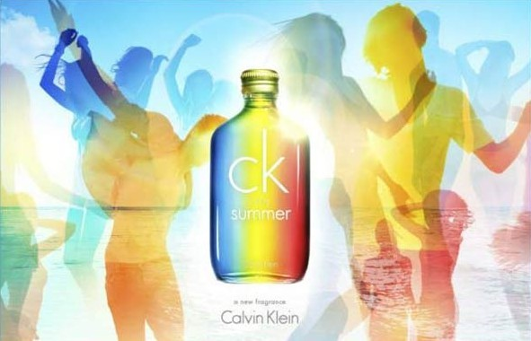 CK One Summer captures the spirit and mood of a funfilled summer dance