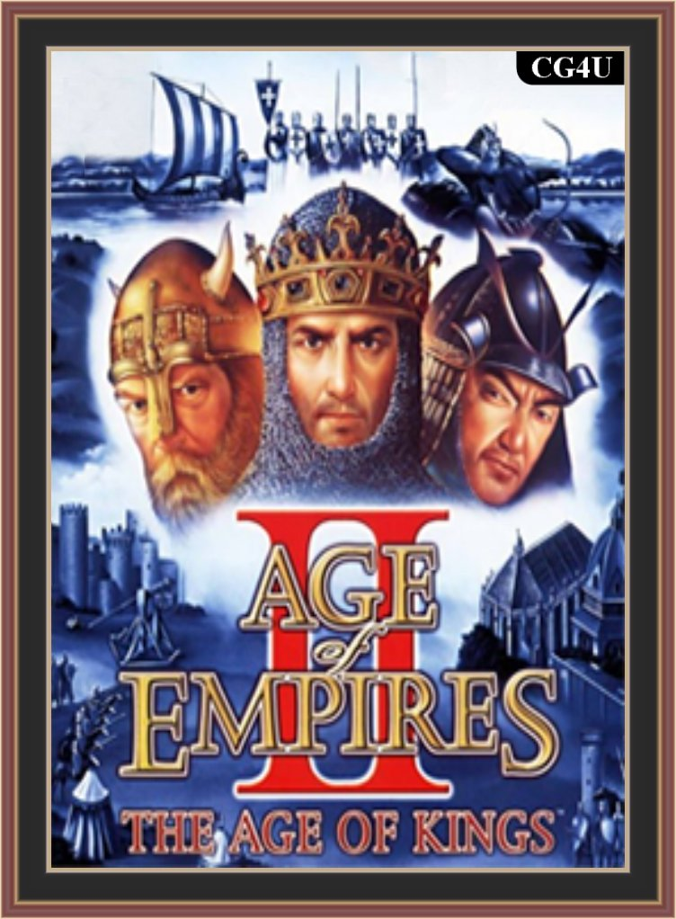 Age Of Empires 2 - The Age Of Kings Cover or Poster