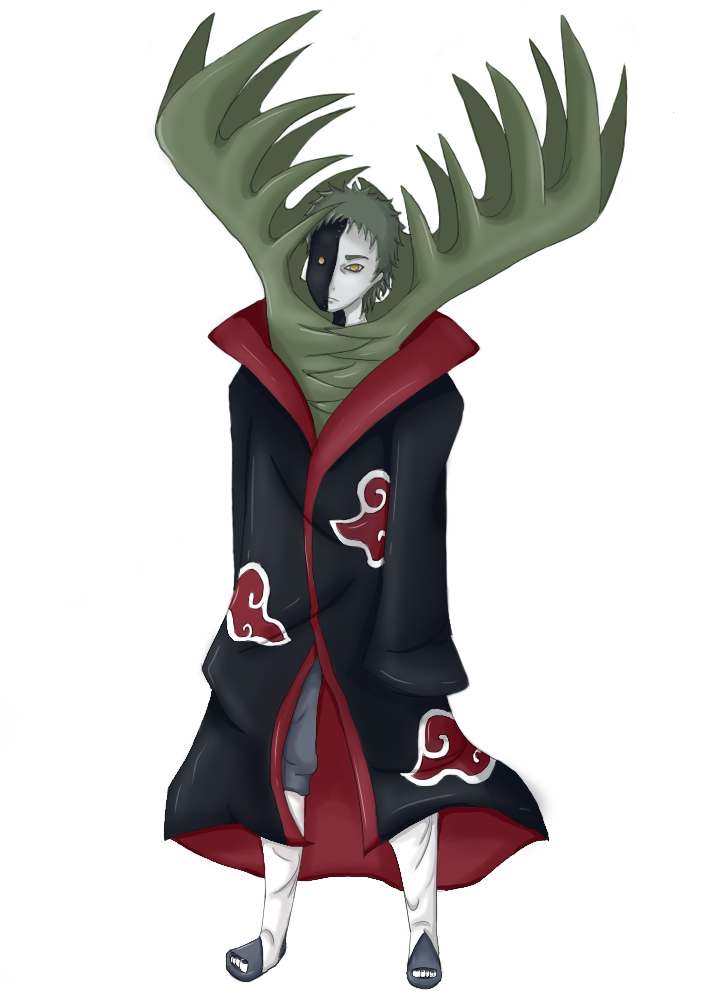 Konchu, Spy of Nexus Tumblr_static_zetsu_by_blooming_shosho-d4u7nyv