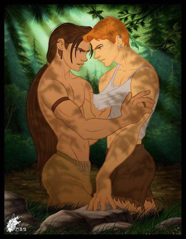 from Braylon free gay art blog