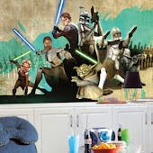 Clone Wars Wall Art Decor