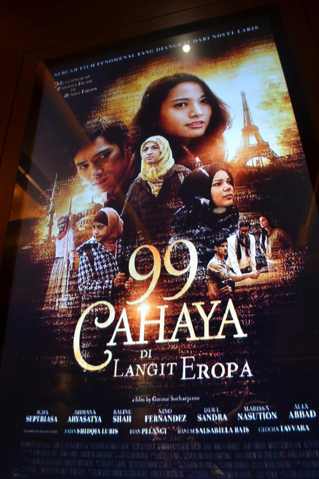 Adakah Inspirasi, Impian dan Toleransi dalam film 99 ...