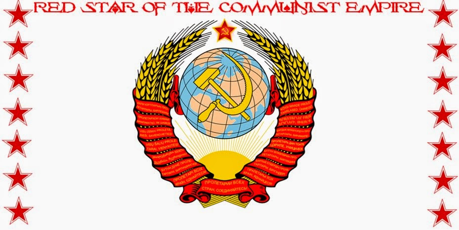 Red Star of the Communist Empire
