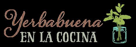 Yerbabuena en la cocina