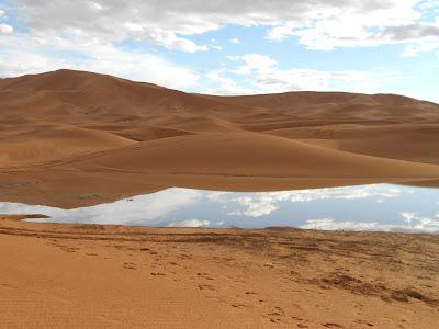 Kisah Sungai dengan Pasir