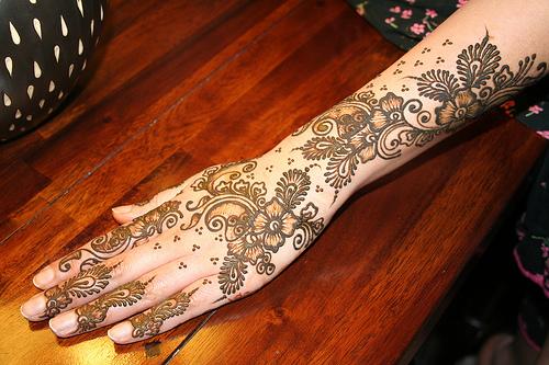 Mehndi Designs For Engagement : Mehndi designs engagement