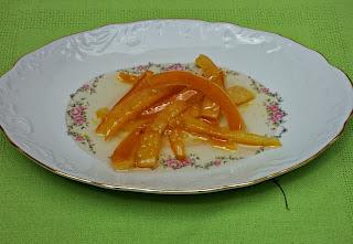 5 recetas con un toque cítrico, exactamente con un toque de naranja. ¡Pruébalas!