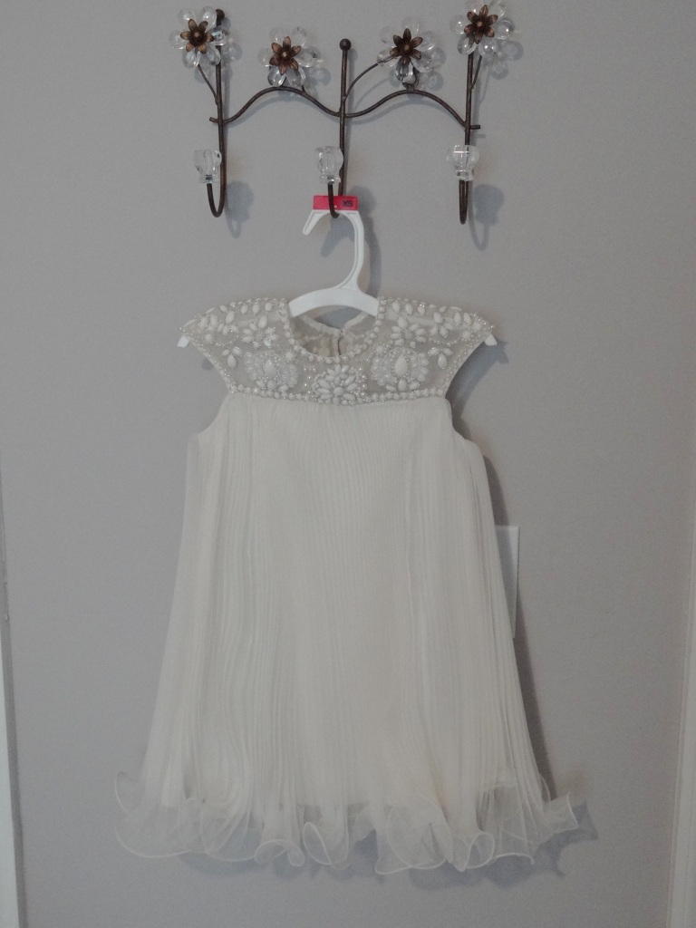Neiman marcus target holiday 24 haul baby shopaholic well not technically the winner because most of yall wanted the pink petal marchesa dress i wish i could have gotten both dresses ombrellifo Image collections