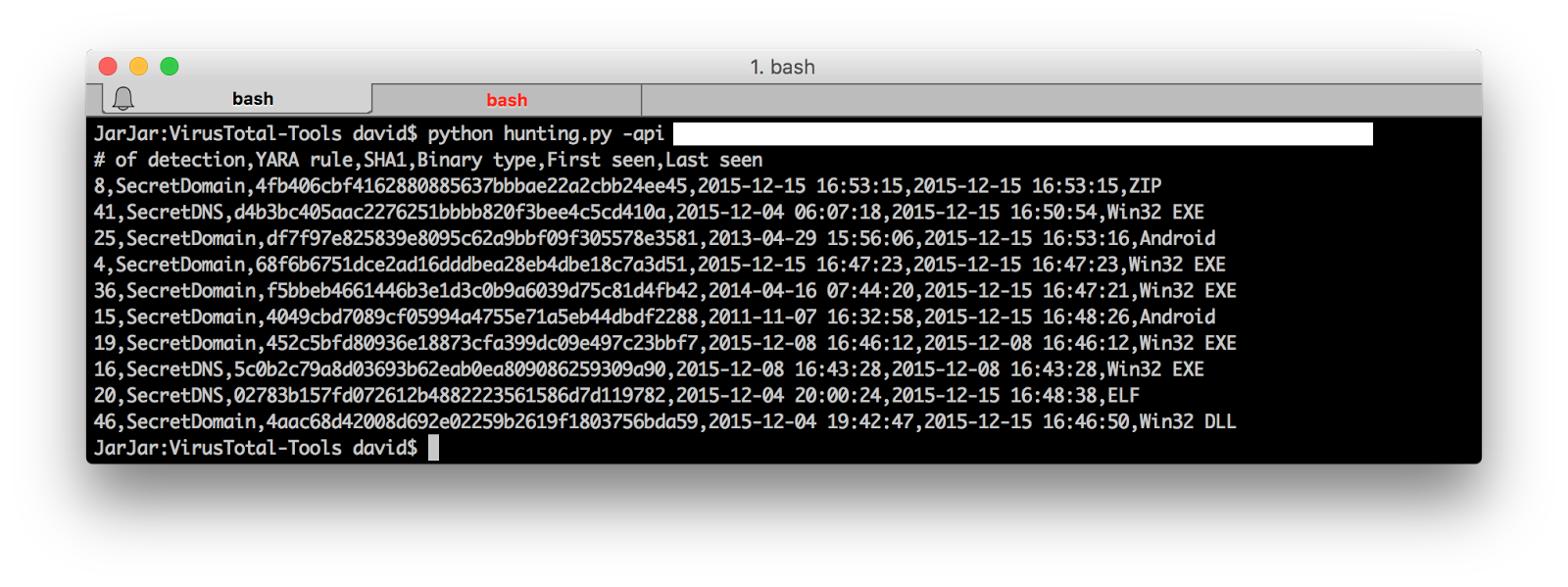 Using VirusTotal Hunting with YARA rules to search for potentially ...