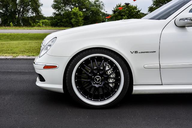 w211 wheels
