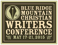 Blue Ridge Mountain Christian Writers Conference 2015