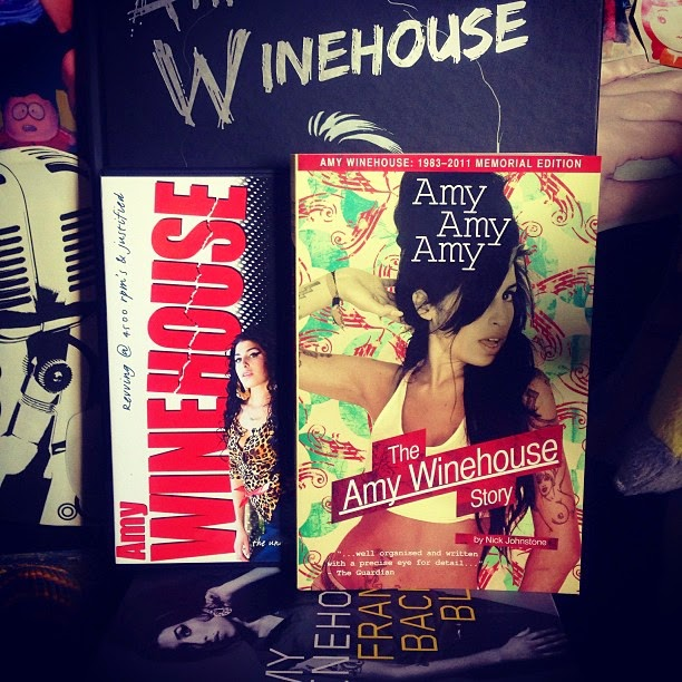 Amy Winehouse Items