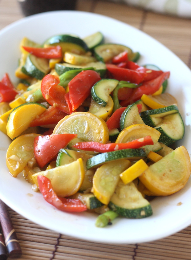 ... - an Asian Spice Shop: Zucchini Stir-Fry with Japanese Seven Spice