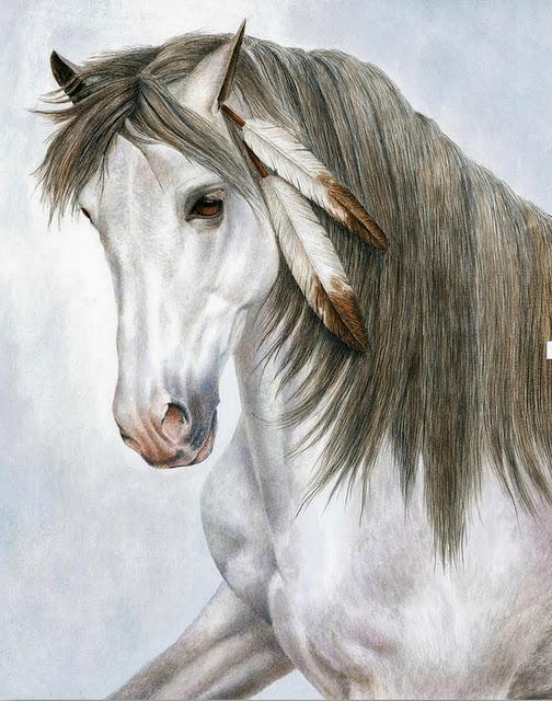 oleos-de-caballos-modernos