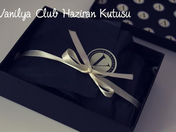 Vanilya Club 2013 Haziran Kutusu