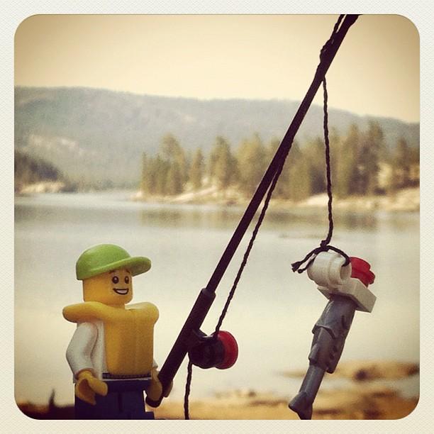 Bricktraveler - Gone fishin flatware ...