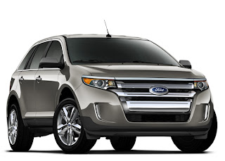 2013 Ford Edge Car Owners Manual and Technical Data Specifications