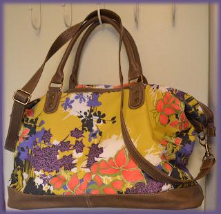 George Floral Bag