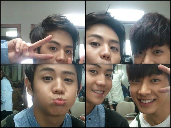 yoseop and kikwang oppa