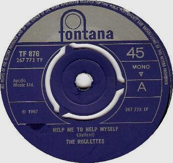 help me to help myself Can't help myself is the first single released by the australian synthpop/rock band flowers, later known as icehouse it was released in may 1980 as a 7 vinyl.