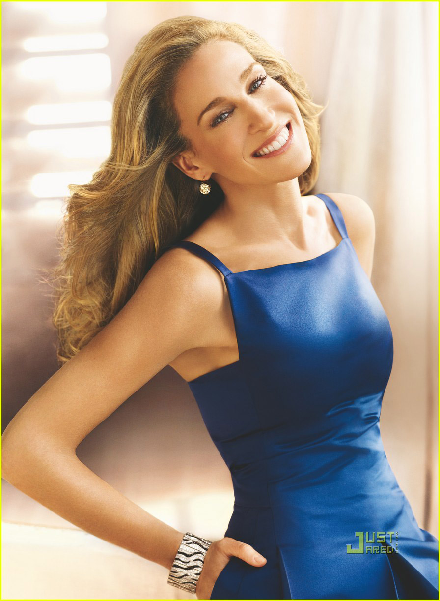 Celebrity Arena: Sarah Jessica Parker is an American Hot ...