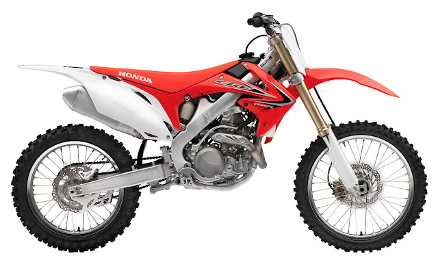 Honda CRF 150 RB/R 2012