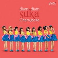 Cherrybelle - Diam Diam Suka (Karaoke)