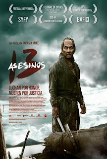 Ver online:13 asesinos (13 assassins / Jûsan-nin no shikaku / 13-nin no shikaku) 2010