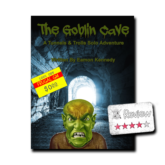 Frugal GM Review: The Goblin Cave