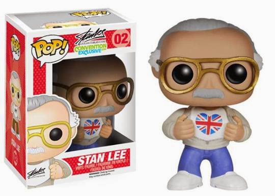 Stan Lee [London Film Critic and Comic Con]
