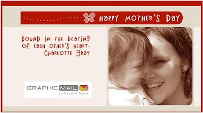 Mother's Day Promotion for moms - GraphicMail