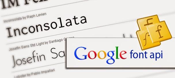 menambahkan style font,mengganti gaya tulisan blog, membuat font-family di blogspot, model font, gaya font, membuat style font di blog|Cara Menambahkan Style/Font-Family Di Blogspot | Google Font