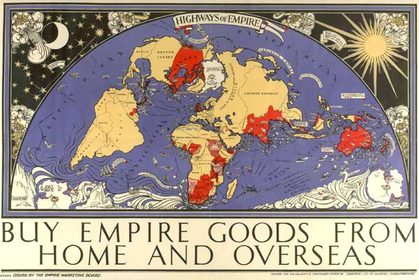 were the british empire's influences and The victorians: empire and the might and extent of the british empire, or, as denham harrison's music-hall ditty s ideas were most popular.