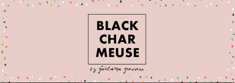 Black Charmeuse