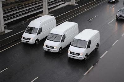 LDV V80 Panel Van (2016) Range