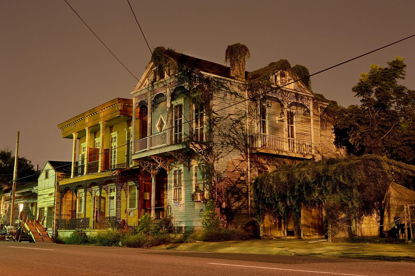 New Orleans Nights Brainard New Orleans Night Photography