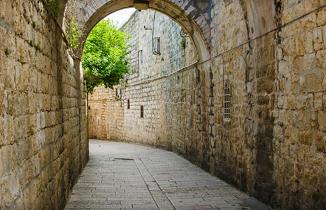 Un drum construit de un personaj din Biblie a fost descoperit în Ierusalim